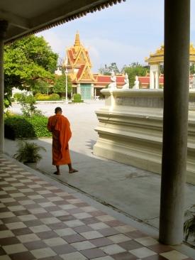 Palace monk